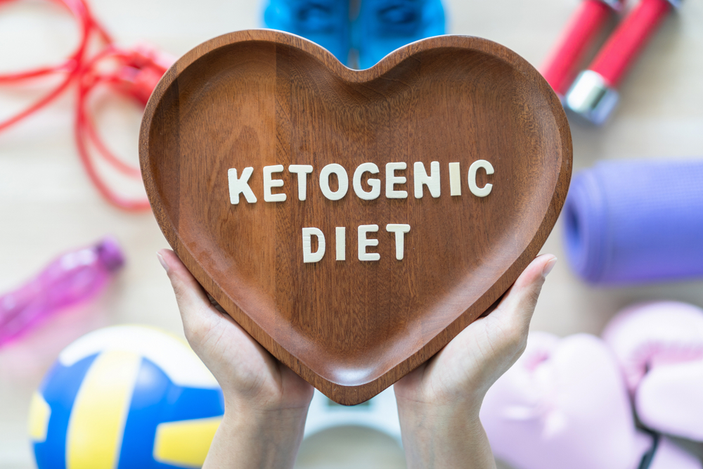 Effects of regular exercise and keto diet among adults