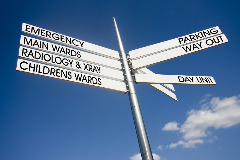 Digital wayfinding in healthcare should be the next frontier
