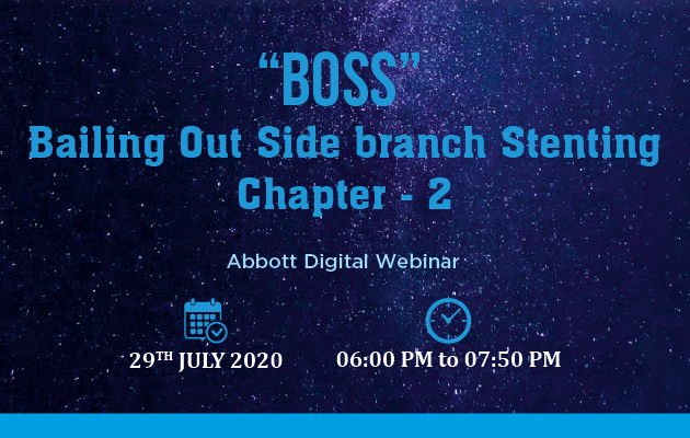 BOSS – Bailing out Side Branch Stenting