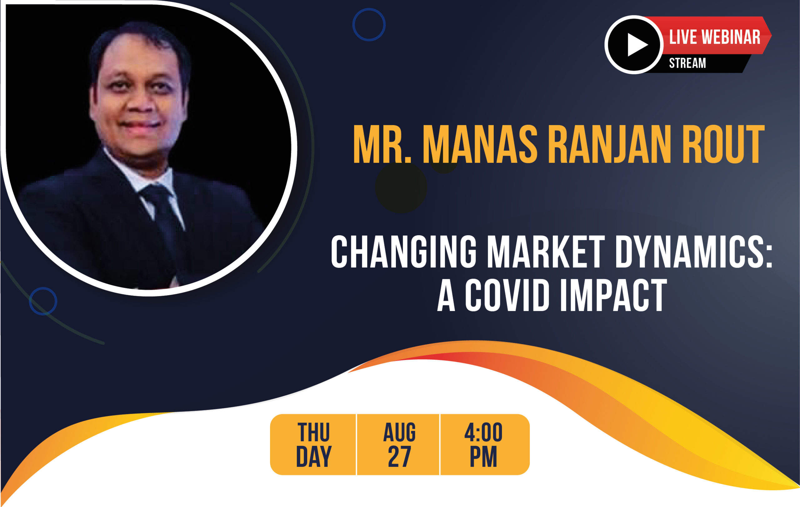 Changing Market Dynamics : A COVID Impact