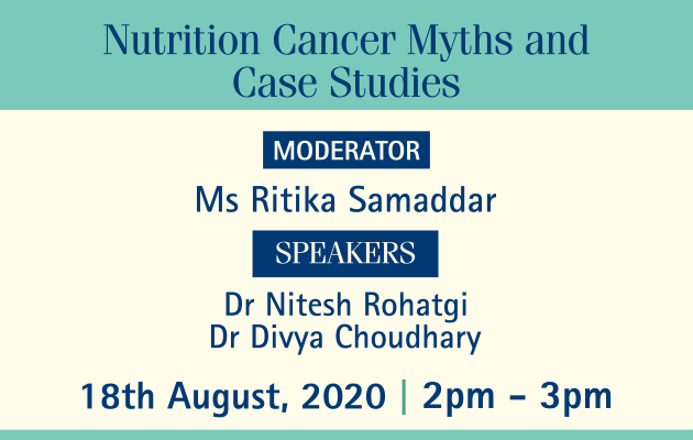 Nutrition Cancer Myths and Case Studies