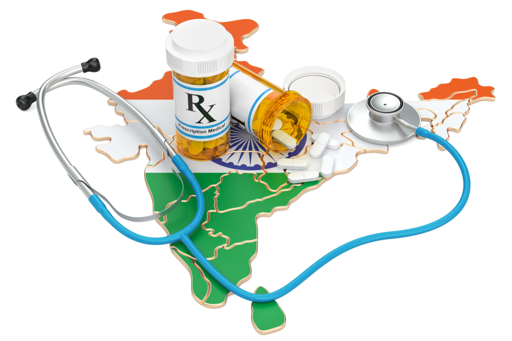 Pharma marketing in India compared to international counterparts