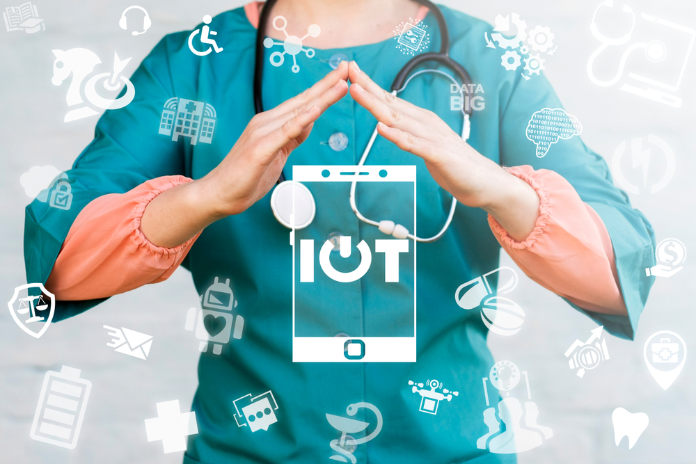 How IoT revolutionized medical care during the pandemic