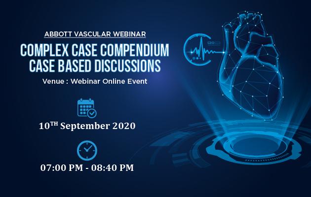 Complex Case Compendium – Case Based Discussions