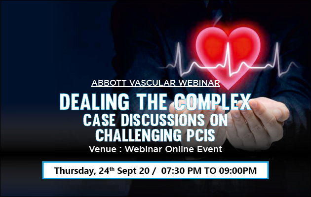 Dealing the complex – Case discussion on challenging PCI