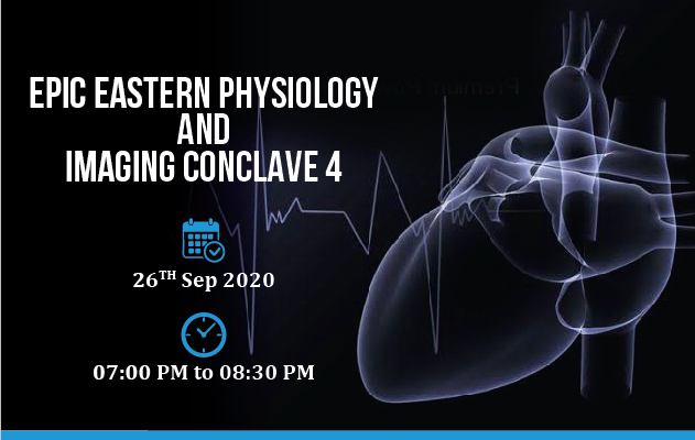 EPIC : Eastern Physiology and Imaging Conclave