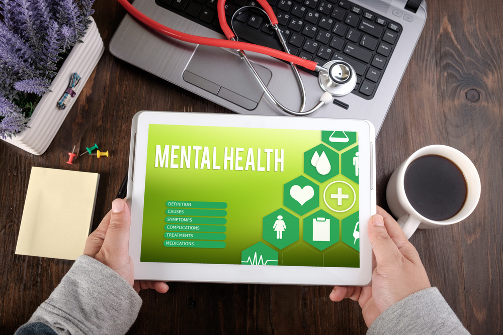 Can technology help in treating mental health problems?