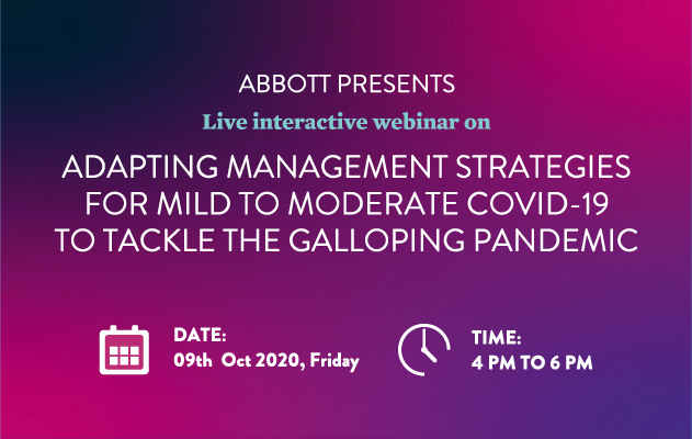 Adapting Management Strategies for mild to moderate COVID – 19 to tackle the Galloping Pandemic