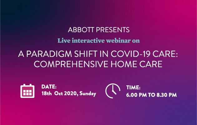 A Paradigm shift in COVID – 19 Care : Comprehensive home care