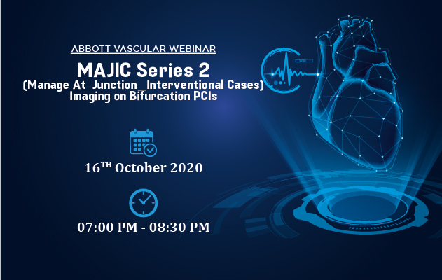 MAJIC Series 2 (Manage At Junction_Interventional Cases) – Imaging on Bifurcation PCIs