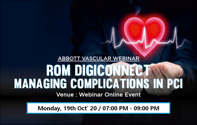 ROM Digiconnect – Managing Complications in PCI