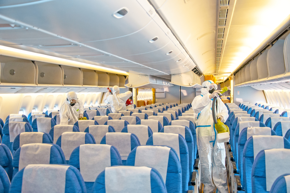 Airlines' coronavirus safety analysis challenged by expert
