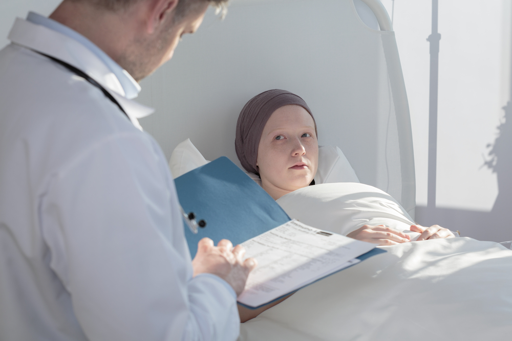Immunotherapy combined with chemotherapy may treat advanced stomach cancer better