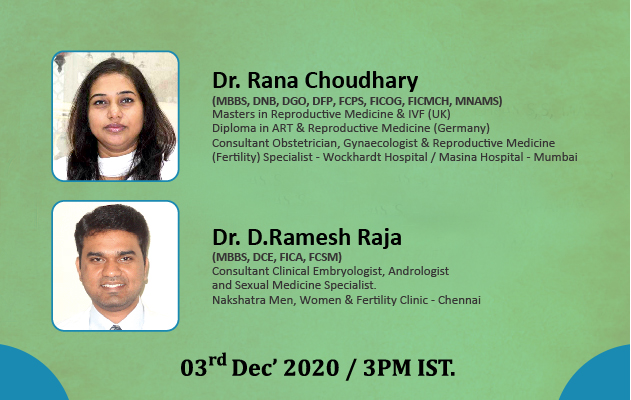 Male infertility and ART & Handling of Male gamete for IUI & IVF/ICSI