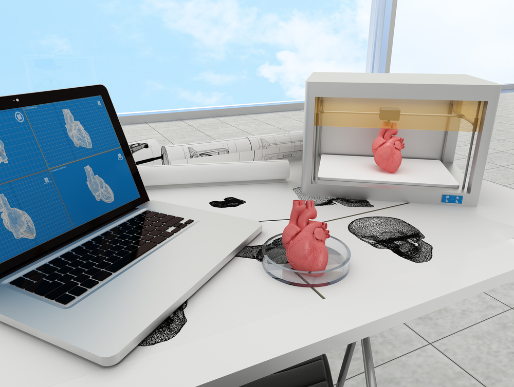 How biocompatible 3D printing will bring innovation in healthcare