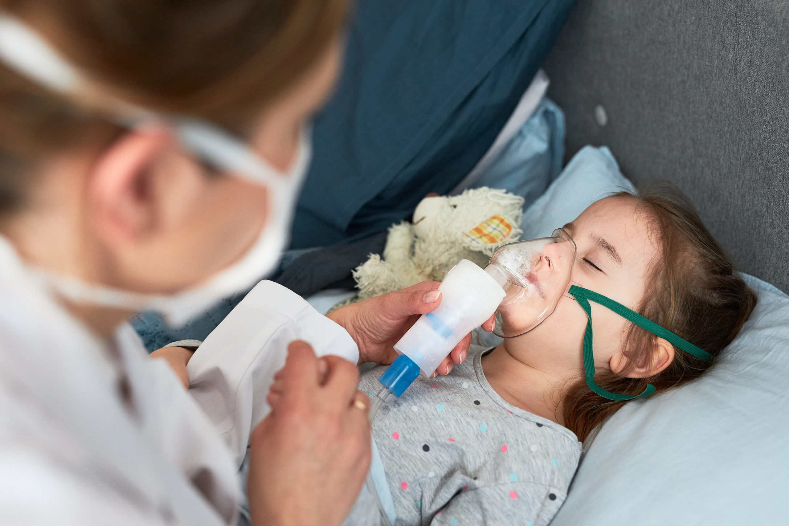 Rate of pediatric COVID-19 hospitalizations has increased