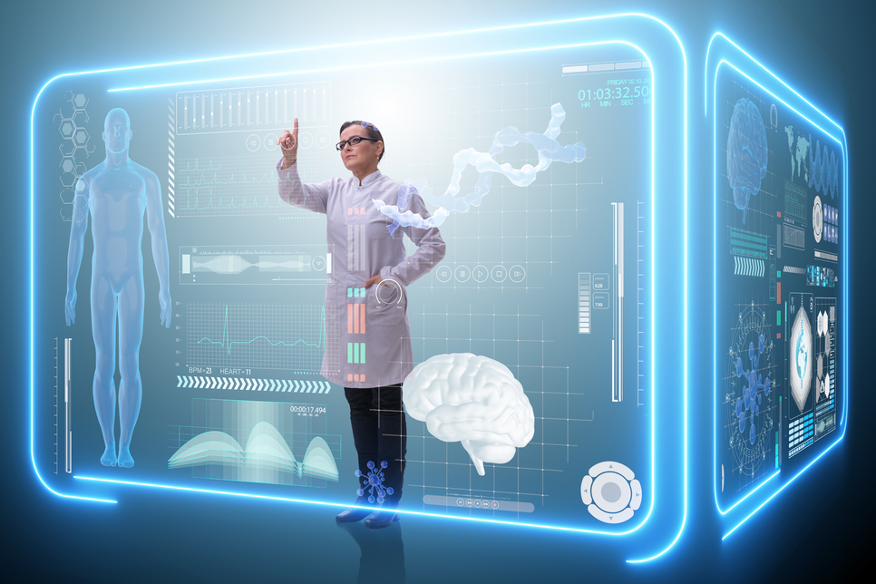 How Artificial intelligence is Driving HealthCare Forward