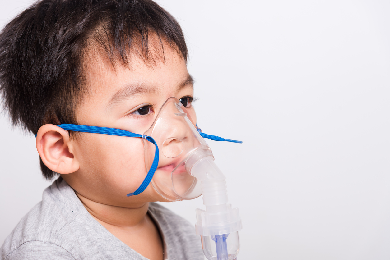Air pollution leading to emergency room visits by children, shows study