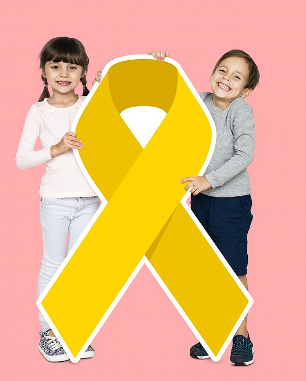 Childhood Cancer Awareness Month : How does cancer affect a child.