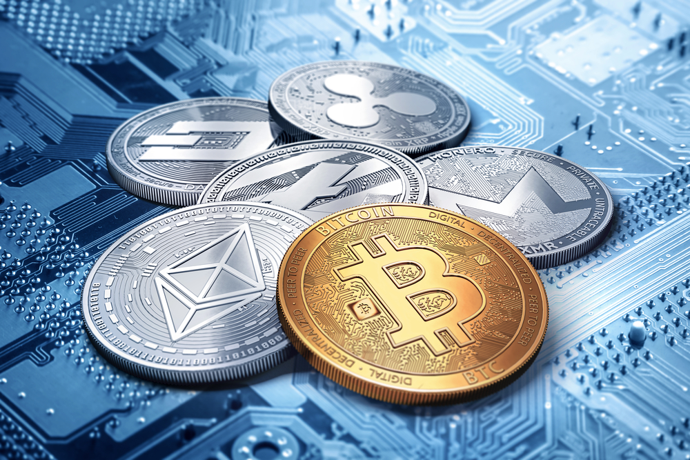 Healthcare is entering the world of cryptocurrency