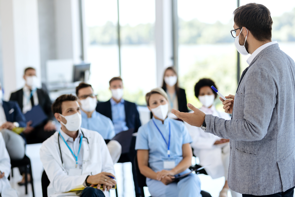 What has evolved in healthcare engagement due to this pandemic?