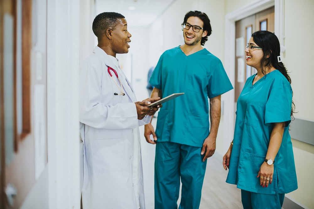 The democratization of healthcare – opportunities and challenges