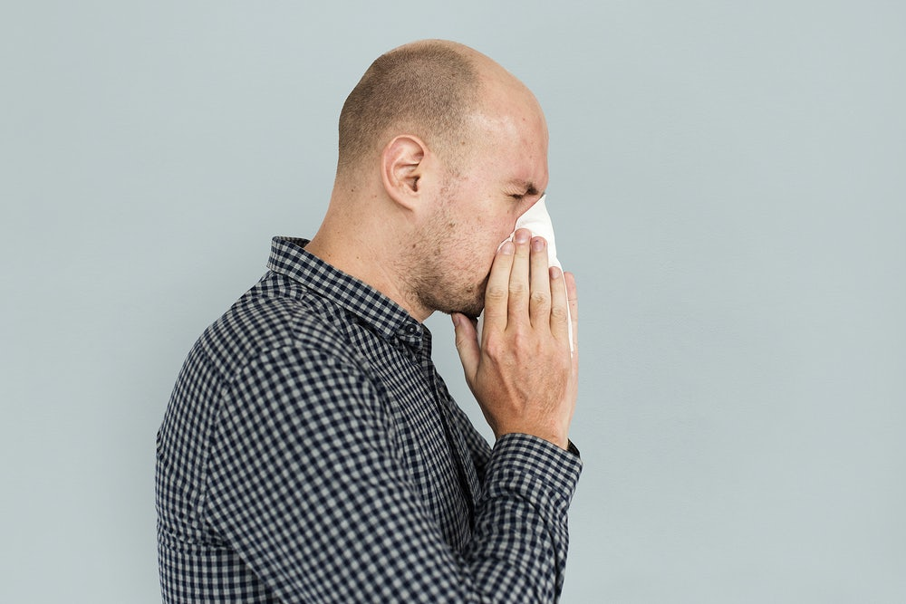Miserable symptoms mark chronic sinusitis.