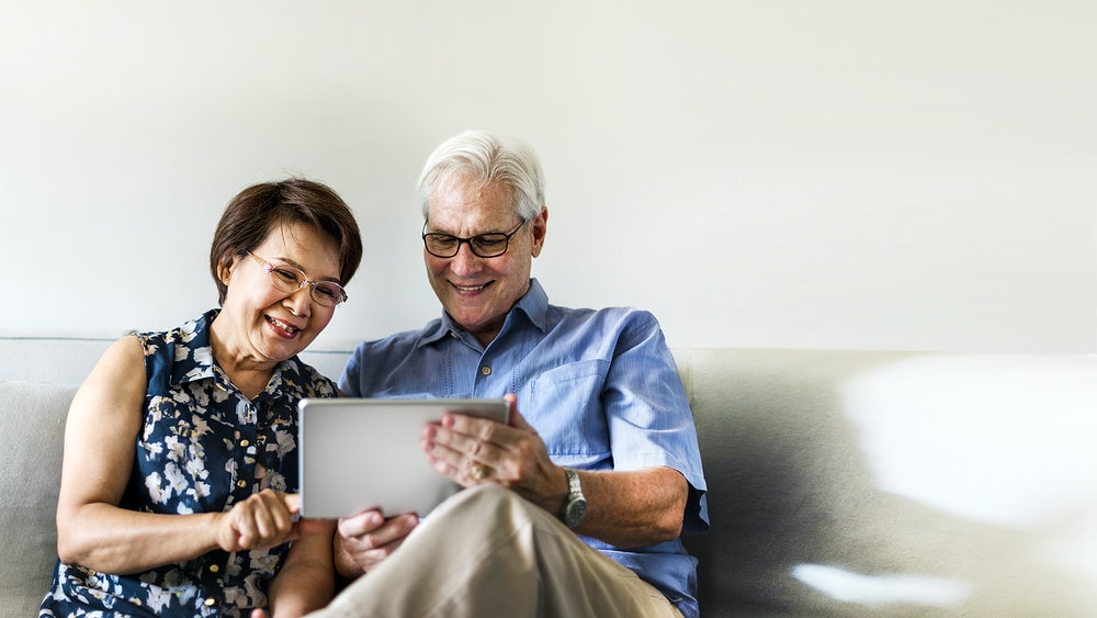 Improving Mental Health in Older Adults Living With HIV