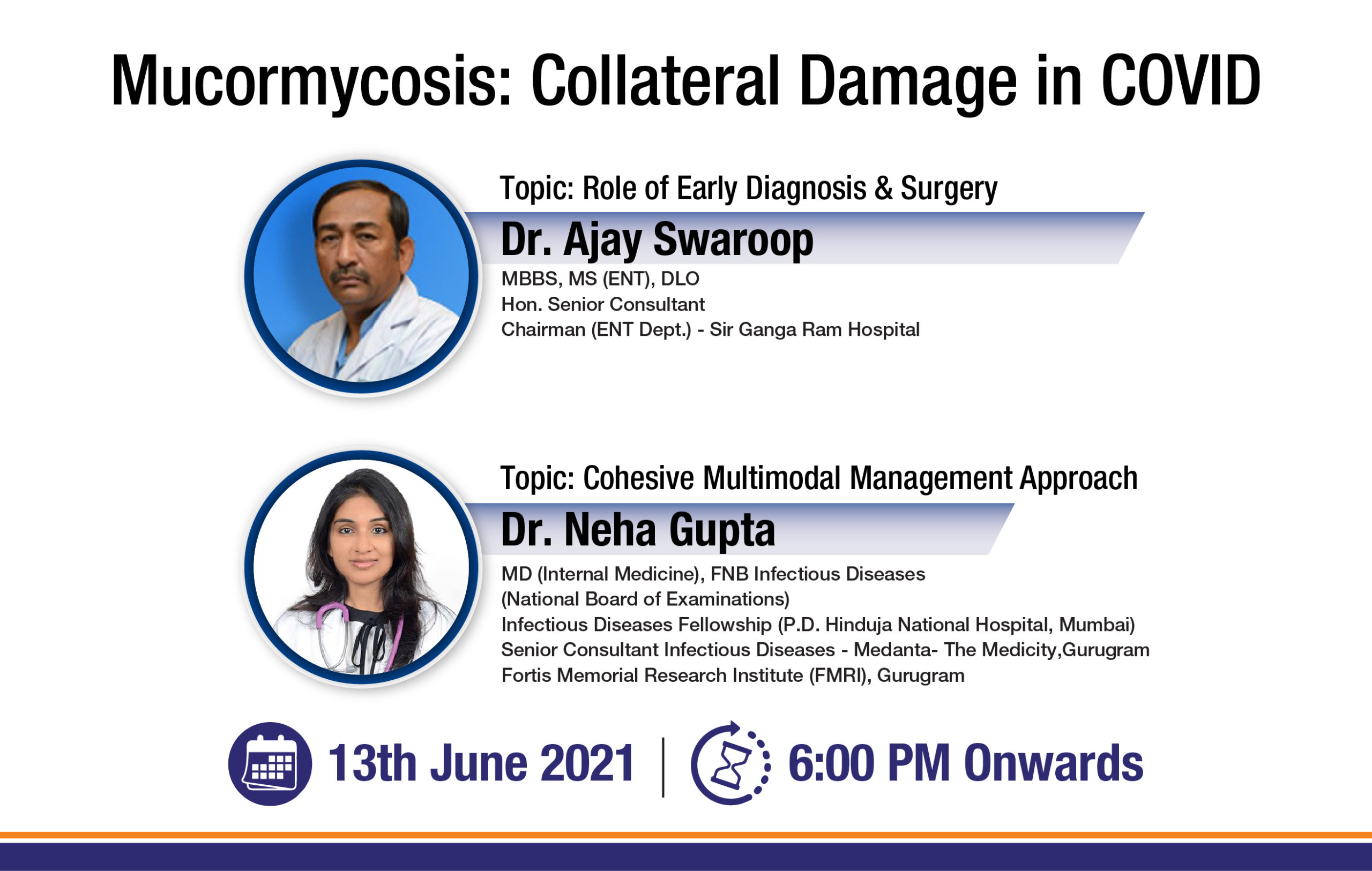 Mucormycosis: Collateral Damage in COVID