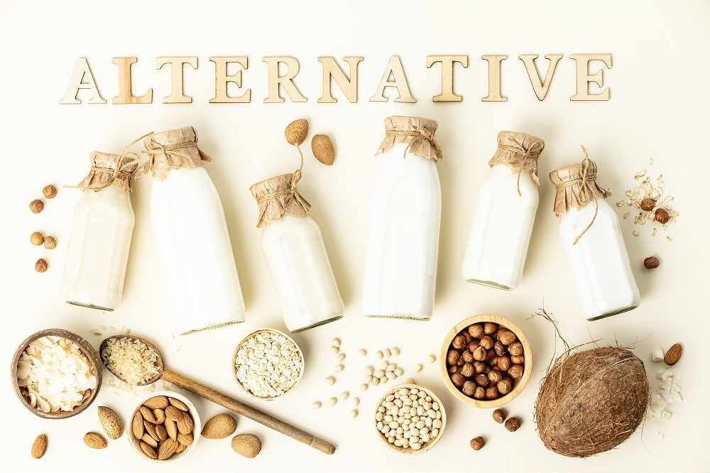 Benefits in consuming plant-based milks during CKD